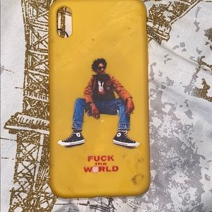 Brent faiyaz iPhone case